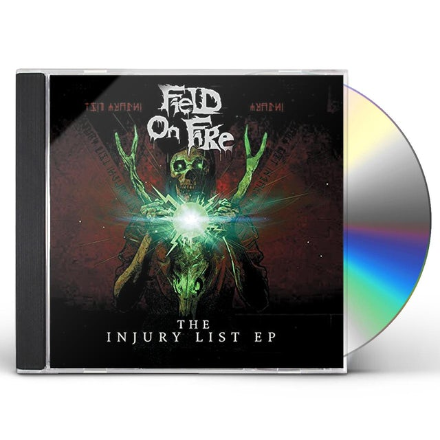 Field On Fire