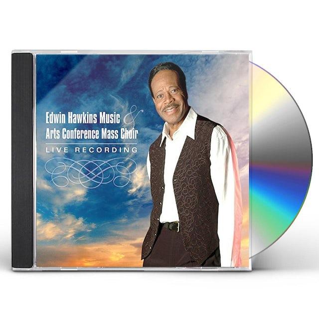 Edwin Hawkins MUSIC & ARTS CONFERENCE MASS CD