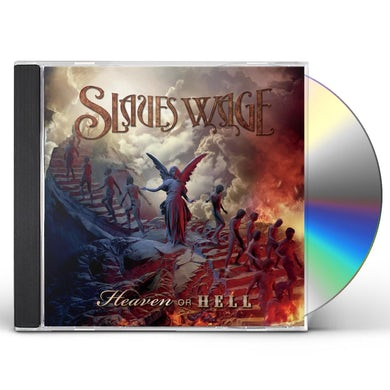 Slaves Wage HEAVEN OR HELL CD