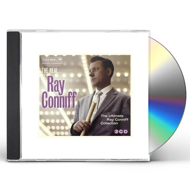 REAL RAY CONNIFF CD