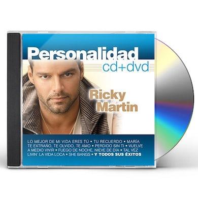 Ricky Martin PERSONALIDAD CD