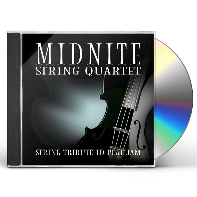 Midnite String Quartet PERFORMS PEARL JAM (MOD) CD