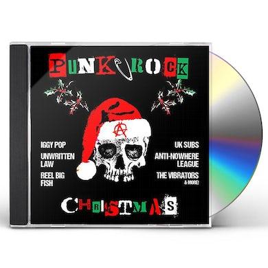 PUNK ROCK CHRISTMAS / VARIOUS CD