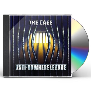 Anti-Nowhere League CAGE CD