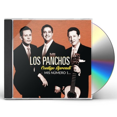 Trio Los Panchos CONTIGO APRENDI: MIS NUMERO 1 CD