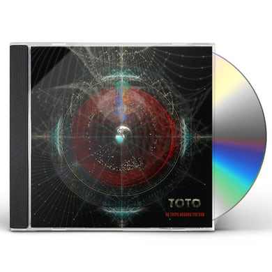 Toto 40 TRIPS AROUND THE SUN CD