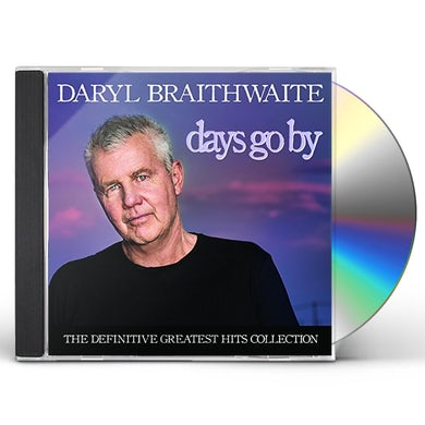 Daryl Braithwaite DAYS GO BY CD