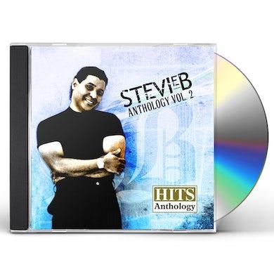 Stevie B. HITS ANTHOLOGY, VOL. 2 CD