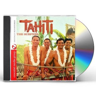 Surfers TAHITI CD