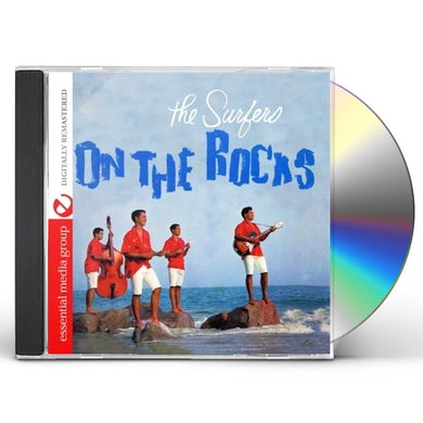 Surfers ON THE ROCKS CD