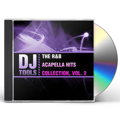 DJ Tools R&B ACAPELLA HITS COLLECTION 2 CD