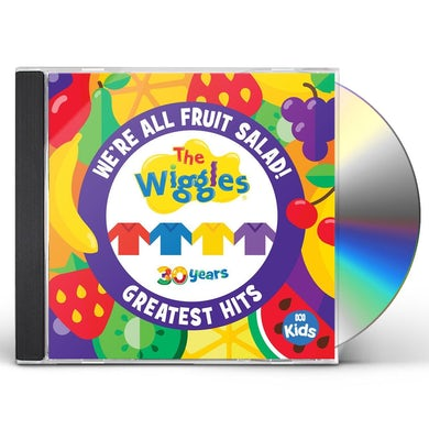 WE'RE ALL FRUIT SALAD!: THE WIGGLES' GREATEST HITS CD