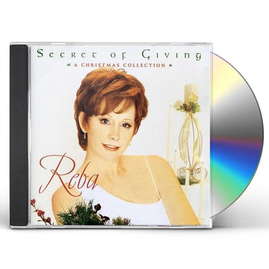 Reba Mcentire SECRET OF GIVING: A CHRISTMAS COLLECTION CD