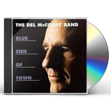 Del Mccoury BLUE SIDE OF TOWN CD