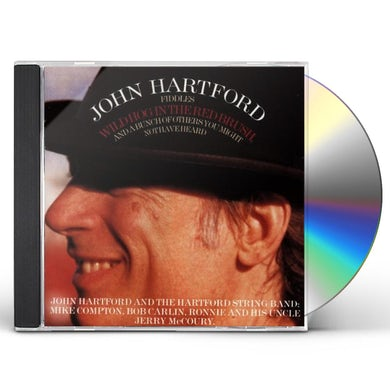 John Hartford WILD HOG IN THE RED BRUSH CD