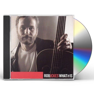 Rob Ickes WHAT IT IS CD