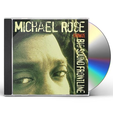 Michael Rose BIG SOUND FRONTLINE CD