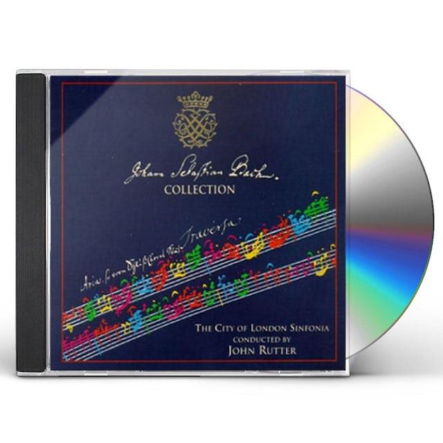 John Rutter BACH COLLECTION CD