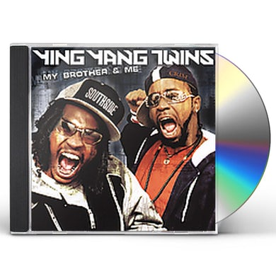 Ying Yang Twins MY BROTHER & ME CD