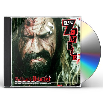 Rob Zombie HELLBILLY DELUXE 2 CD