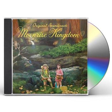 Moonrise Kingdom (Original Soundtrack) CD
