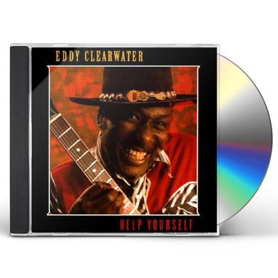 Eddy Clearwater HELP YOURSELF CD