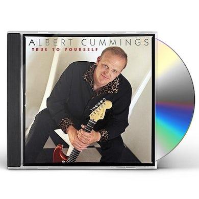 Albert Cummings TRUE TO YOURSELF CD