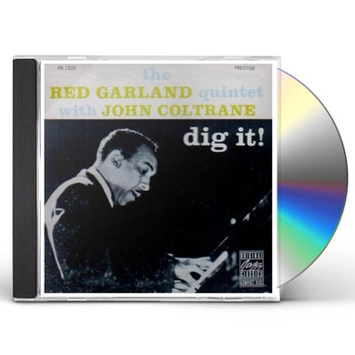 Red Garland DIG IT CD
