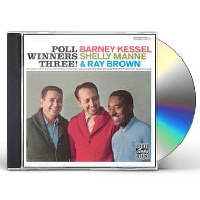 Barney Kessel POLL WINNERS THREE CD