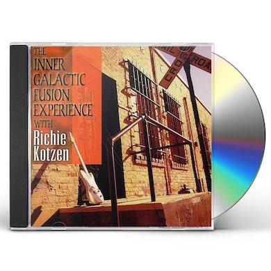 Richie Kotzen INNER GALACTIC FUSION EXPERIENCE CD