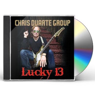 Chris Duarte LUCKY 13 CD