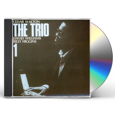 Cedar Walton TRIO CD
