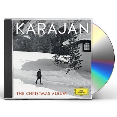 Herbert Von Karajan  CHRISTMAS ALBUM CD