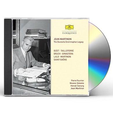 Jean Martinon DEUTSCHE GRAMMOPHON LEGACY CD