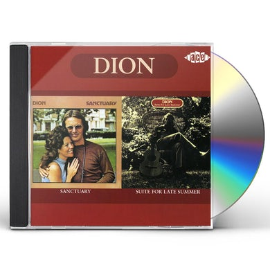 Dion SANCTUARY / SUITE FOR LATE SUMMER CD