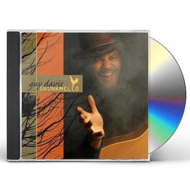 Guy Davis SKUNKMELLO CD