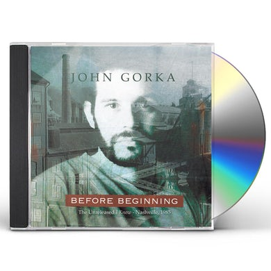 John Gorka BEFORE BEGINNING CD