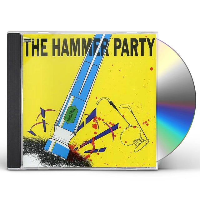 Big Black HAMMER PARTY CD