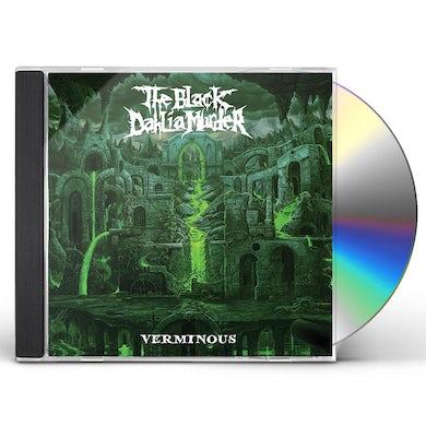 The Black Dahlia Murder Verminous CD