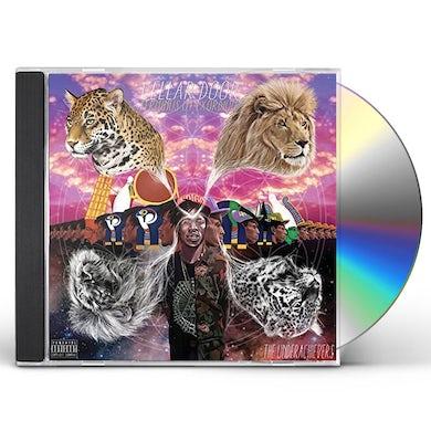 The Underachievers CELLAR DOOR - TERMINUS UT EXORDIUM CD