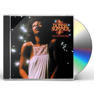 Donna Summer LOVE TO LOVE YOU BABY CD