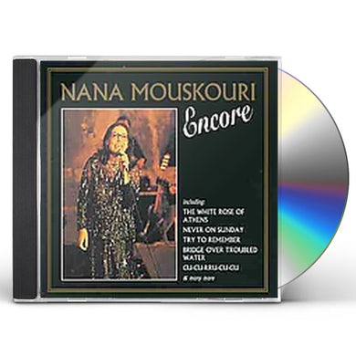 Nana Mouskouri ENCORE CD