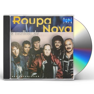 Roupa Nova O MELHOR DE CD
