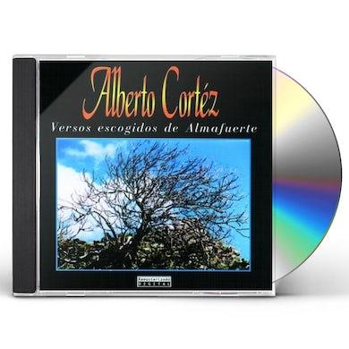 Alberto Cortez VERSOS ESCOGIDOS DE ALMAFUERTE CD