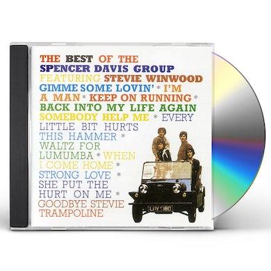 Spencer Group Davis BEST OF SPENCER DAVIS CD
