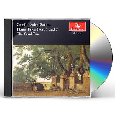 Saint-Saens PIANO TRIOS 1 & 2 CD