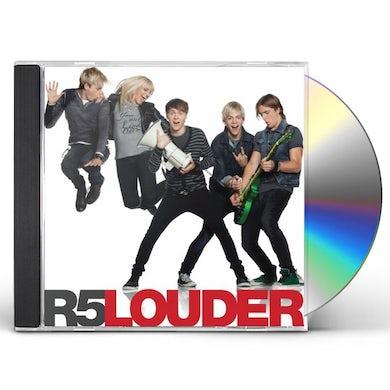 R5 LOUDER CD
