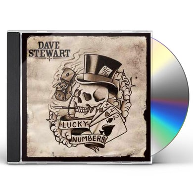 Dave Stewart Lucky Numbers CD