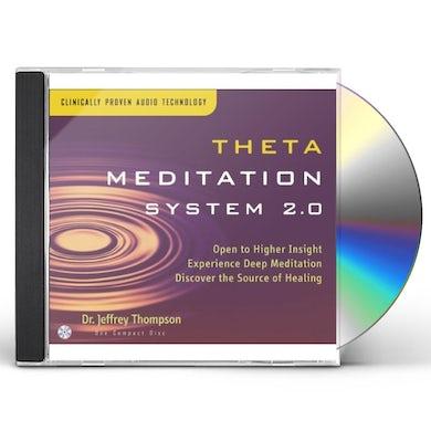Jeffrey Thompson THETA MEDITATION SYSTEM 2.0 CD