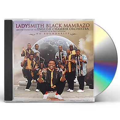 Ladysmith Black Mambazo NO BOUNDARIES CD